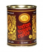 "Кофе растворимый ""Indian instant coffee"" Classic 100 гр. JFK"