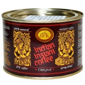 "Кофе растворимый ""Indian instant coffee"" Original 100 гр. JFK"