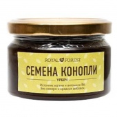 Урбеч из семян конопли 200 гр Royal Forest