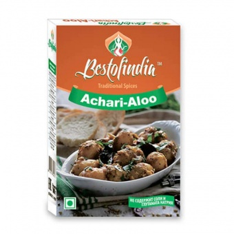 Смесь специй ACHARI ALOO MASALA BEST OF INDIA